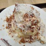 柏市大島田のハワイアン パンケーキ&カフェ メレンゲ セブンパークアリオ柏店で、ココナツ & チョコパンケーキにメロメロ