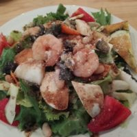 柏駅東口/南口 徒歩6分のWINE & DINING feel柏店のサラダランチは野菜好きやダイエッターの強い味方! 味も量も大満足