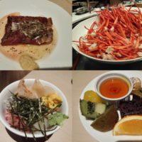 JR新宿駅 徒歩5分 新宿プリンスホテルの Buffet Dining プリンスマルシェにてゆったり3時間半の平日ランチバイキング!旧交を温める