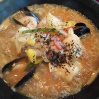 新京成薬園台駅徒歩3分の隠れ家洋食レストラン U's Table(ユーズテーブル)にて魚介のリゾットをいただく。お魚たっぷり!アットホームなサービスにほっこり!