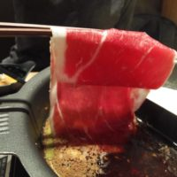 テラスモール松戸のしゃぶ菜にてしゃぶしゃぶとすきやきの食べ放題ランチ! 制限時間70分を目一杯使い、お腹いっぱいに!